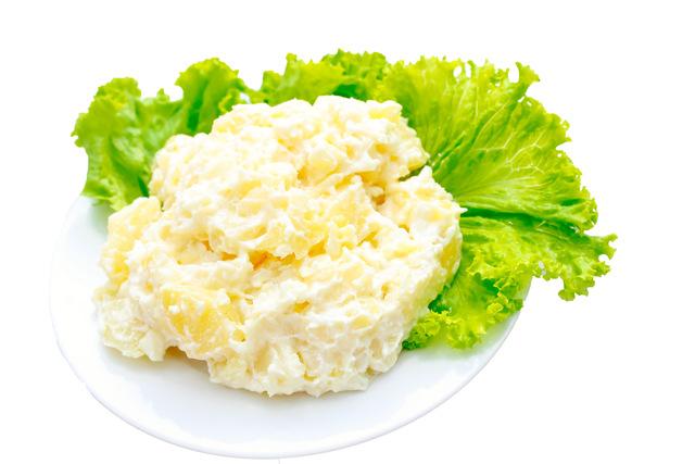 Salada de Maionese - Batata 4 Pessoas